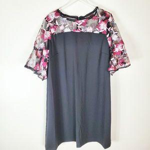 Lane Bryant NWT Black Plus size Dress Size 24W